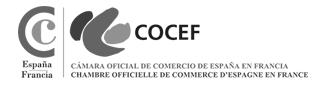 Cliente Cocef Fusión Coartada